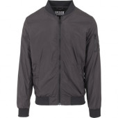 Light Bomber Jacket Black