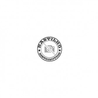 """- 12"""" LP-slipcover with fastener (Pack 100)"""