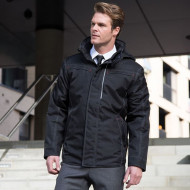 R326X Denim texture rugged jacket