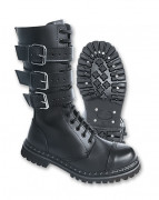 Phantom Boots Buckle black