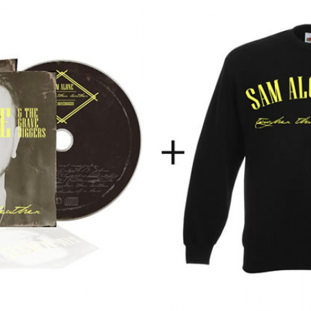 Tougher than leather (CD + Crewneck)