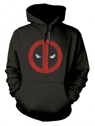 - Deadpool - Cracked Logo