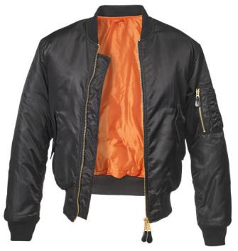 - MA1 Jacket Bomber Style