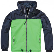 Harris 2-color Windbreaker