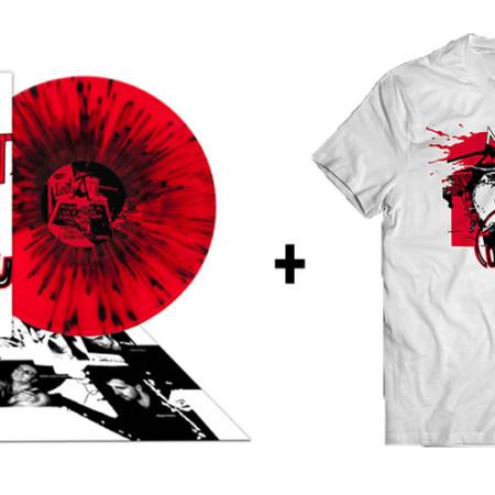 Corações Felpudos (Tshirt + LP)