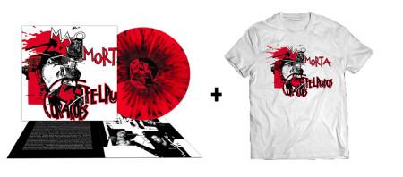 - Corações Felpudos (Tshirt + LP)