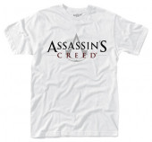 Assassin's Creed - Logo WHT