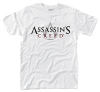 Assassin's Creed - Logo WHT
