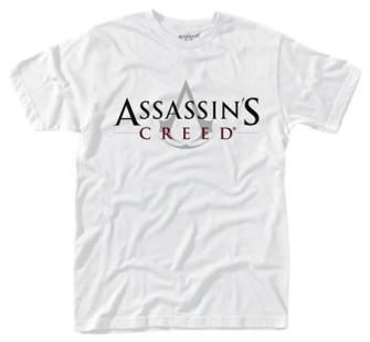 - Assassin's Creed - Logo WHT