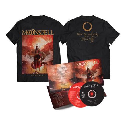 - Memorial - Tshirt + 2CD
