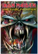 Iron Maiden - Frontier Head