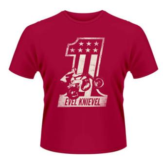 - Evel Kenievel - No 1