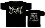 No Love, no Hate