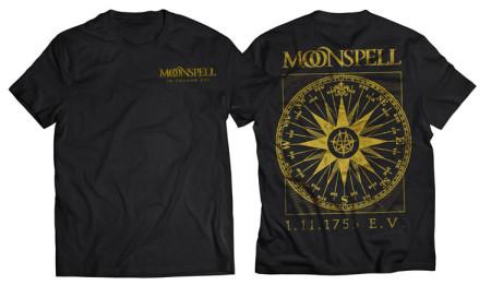 - 1755 Compass Logo Tshirt