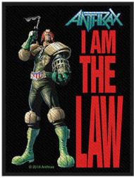 i am the law