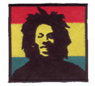 Bob Marley Patche