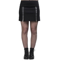 Double Zipper Skirt