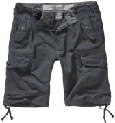 Hudson Ripstop Shorts - BLK