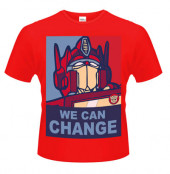 Transformers - We Can Change