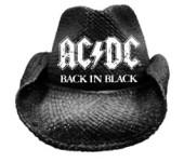 ACDC - Cowboy Hat