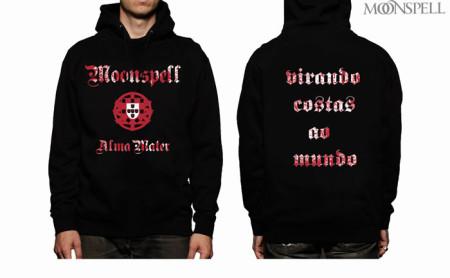 - Alma Mater Hoodie