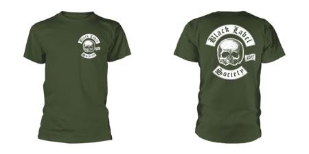 - Skull Logo Pocket (Olive)