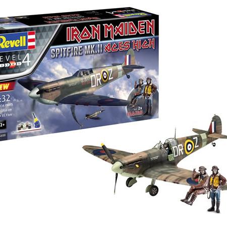 Spitfire MK.II Model Gift Set