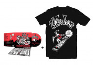 Pin Up Tshirt + CD Porkabilly Psychosis