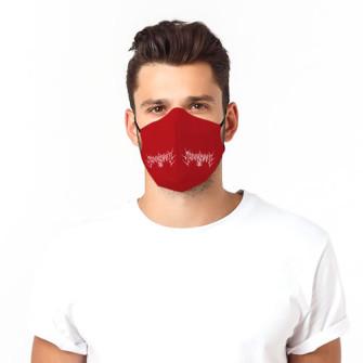 - Logo (Red Mask)