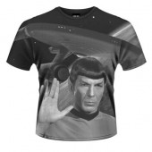 Star Trek - Spock All over