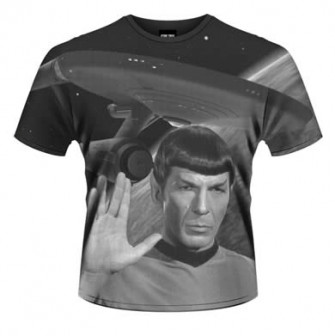 - Star Trek - Spock All over