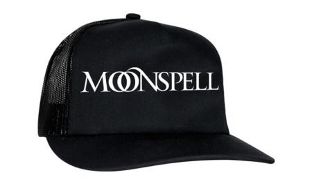 - Moonspell Trucker Cap (Black)