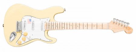 - YNGWIE MALMSTEEN Strat Vintage White style