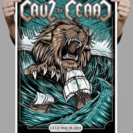 Leão dos Mares (Poster)