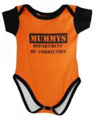 Inmate Baby Grow