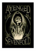 Avenged Sevenfold - Sorched Poster