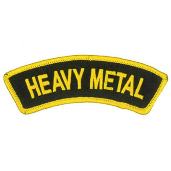 - Heavy Metal - Banner