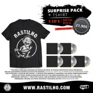 Surprise Pack - 5 CD´s (Metal / Rock)