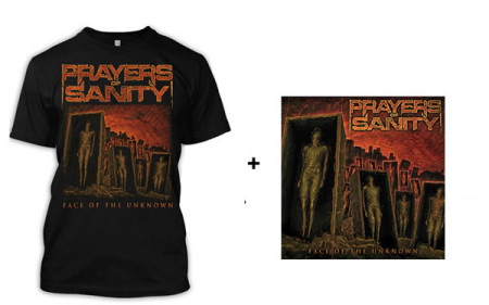- Face of the unknown CD + Tshirt