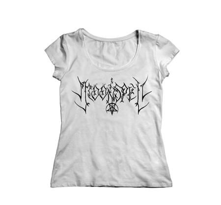 - Vintage Logo (White, Girlie)