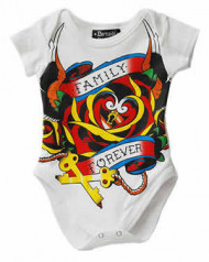 Family Forever Baby Grow