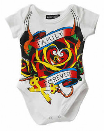 - Family Forever Baby Grow