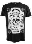 Ghoul Ouija Board Mens T Shirt