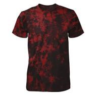 Tie Dye Red Scrunch