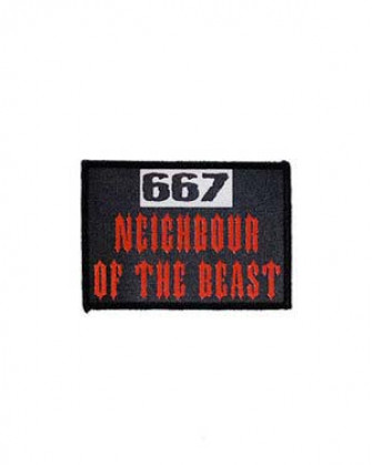 - 667 Neighbour Of The Beast Patch