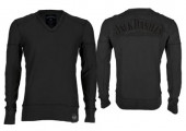 Jack Daniels Black Sweater