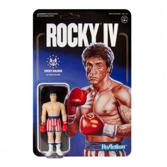 - Rocky ReAction Figure