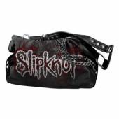 Slipknot - Ladies Bag Chain Black w/ Red Logo