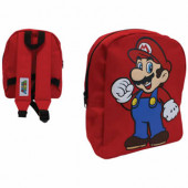 Nintendo - Red Mario mini Back Pack
