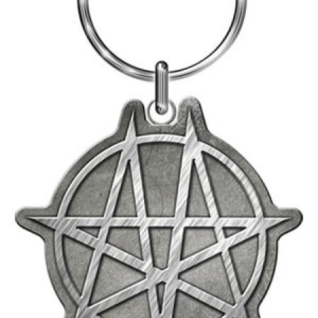 Moonspell Logo Keyring